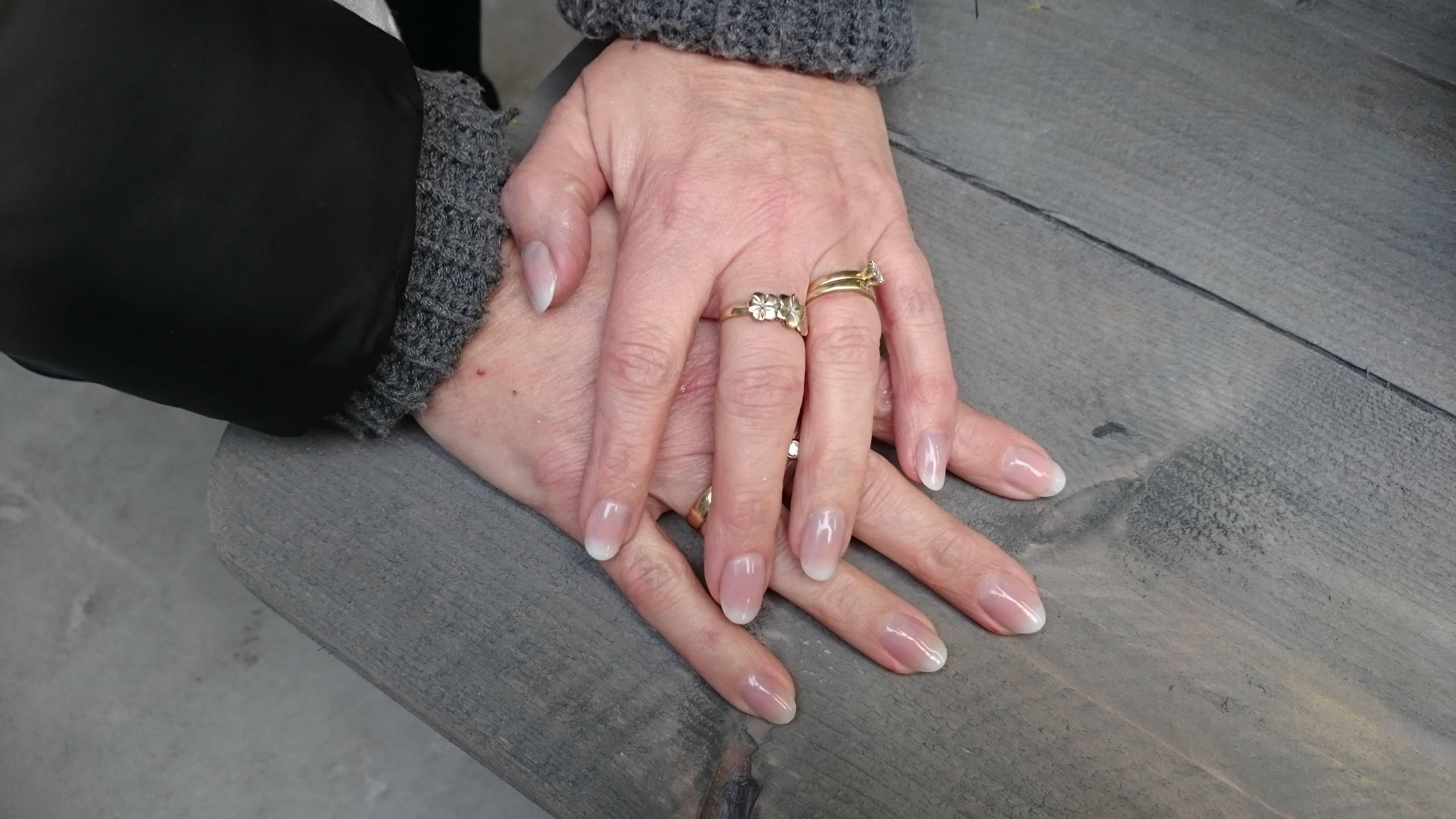 BC nails acryl natural