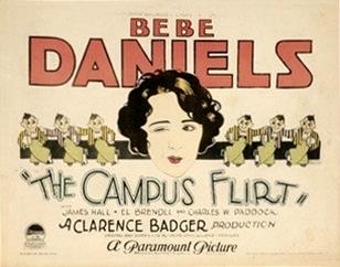 Campus Flirt Poster
