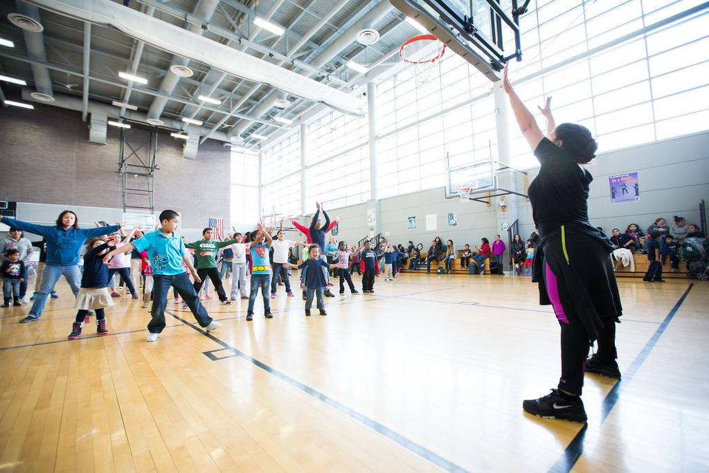 Family Fit & Fun Night- City of New Haven