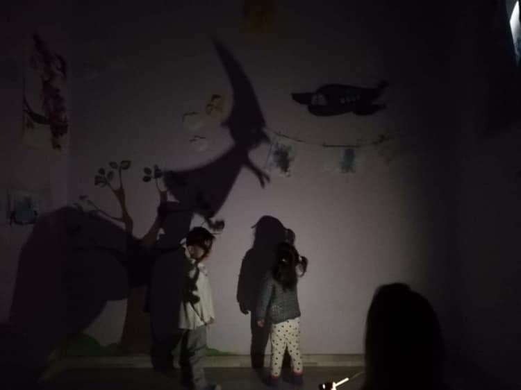 Giochi di ombre e luce