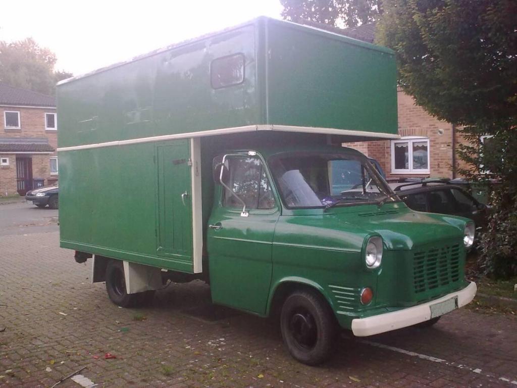 Mk1 Transit Luton