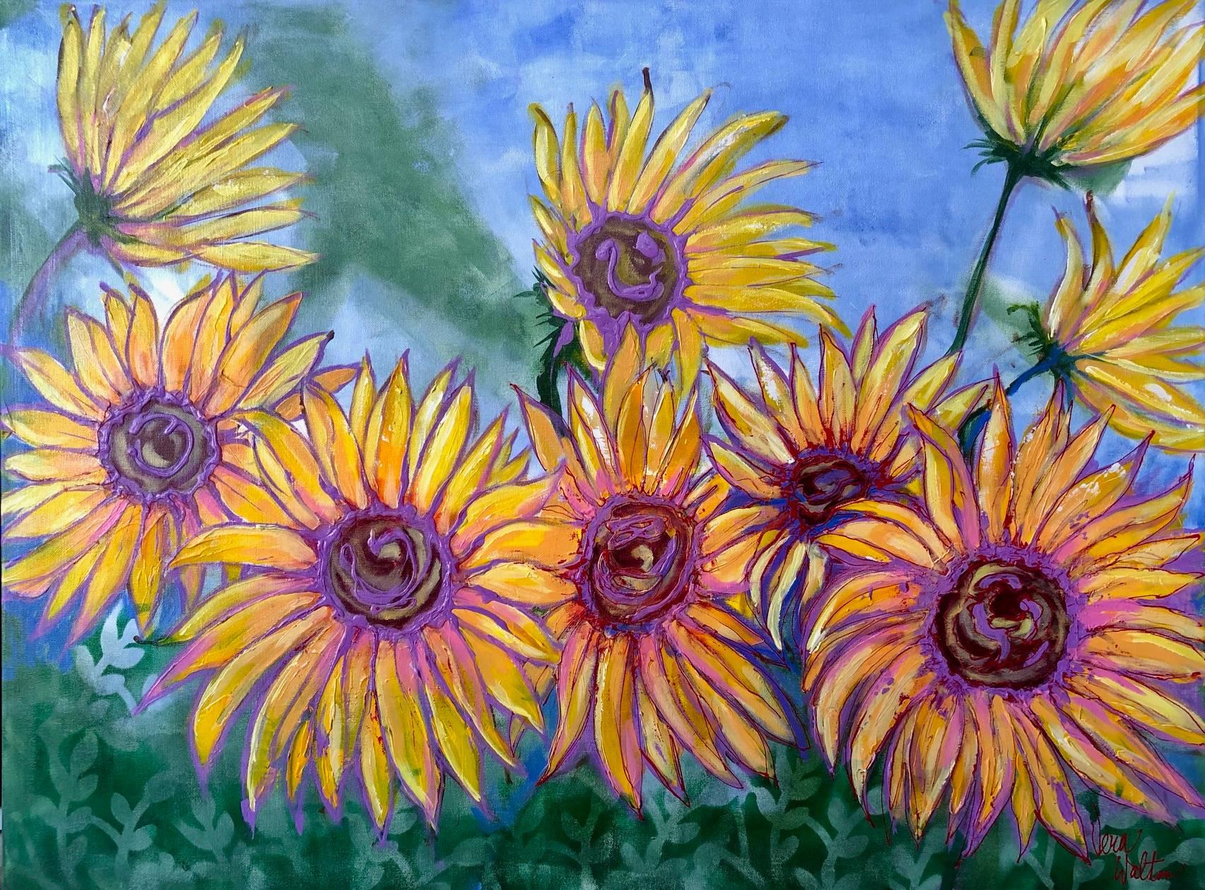 Sunflower Feast