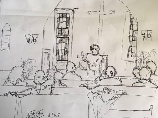 November 29th Sermon