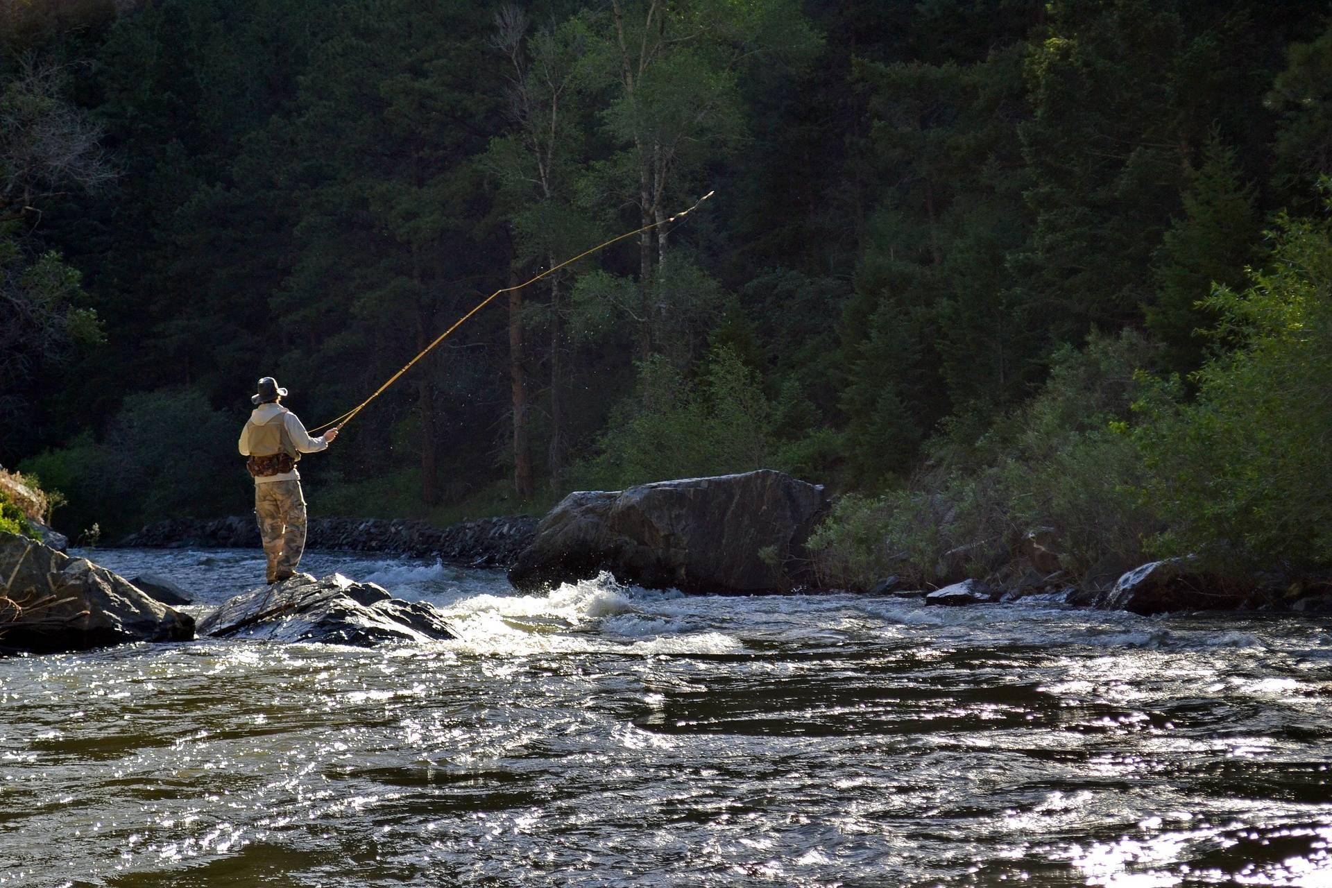 River Casting