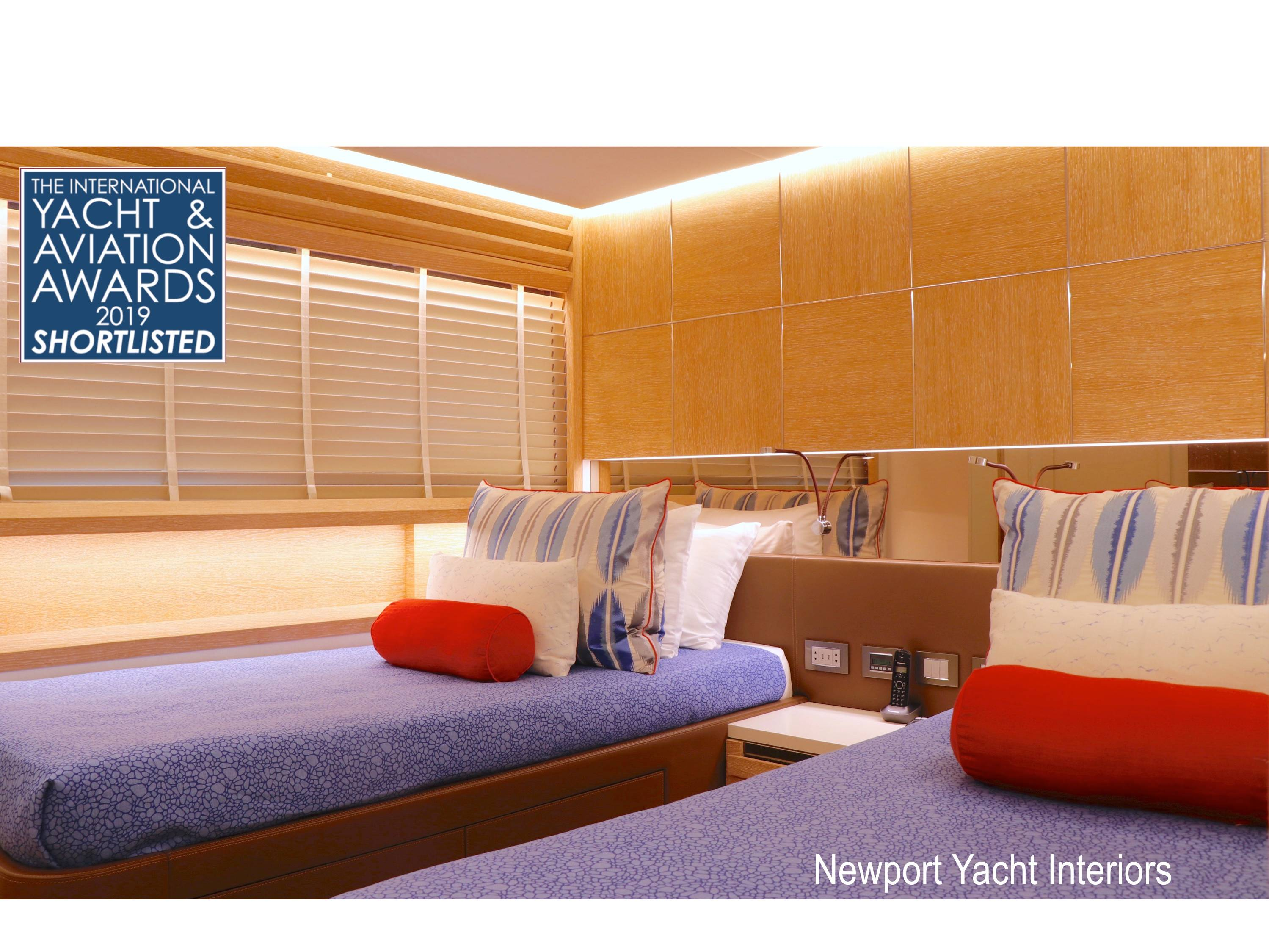 TWIN STATEROOMS