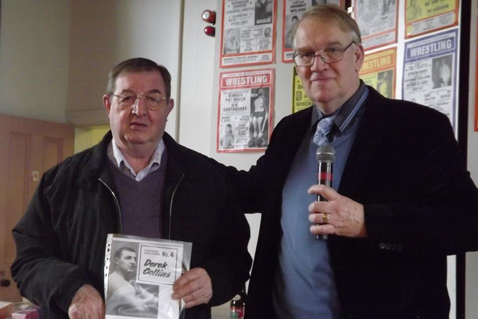 Derek Collins, Gordon Pryor