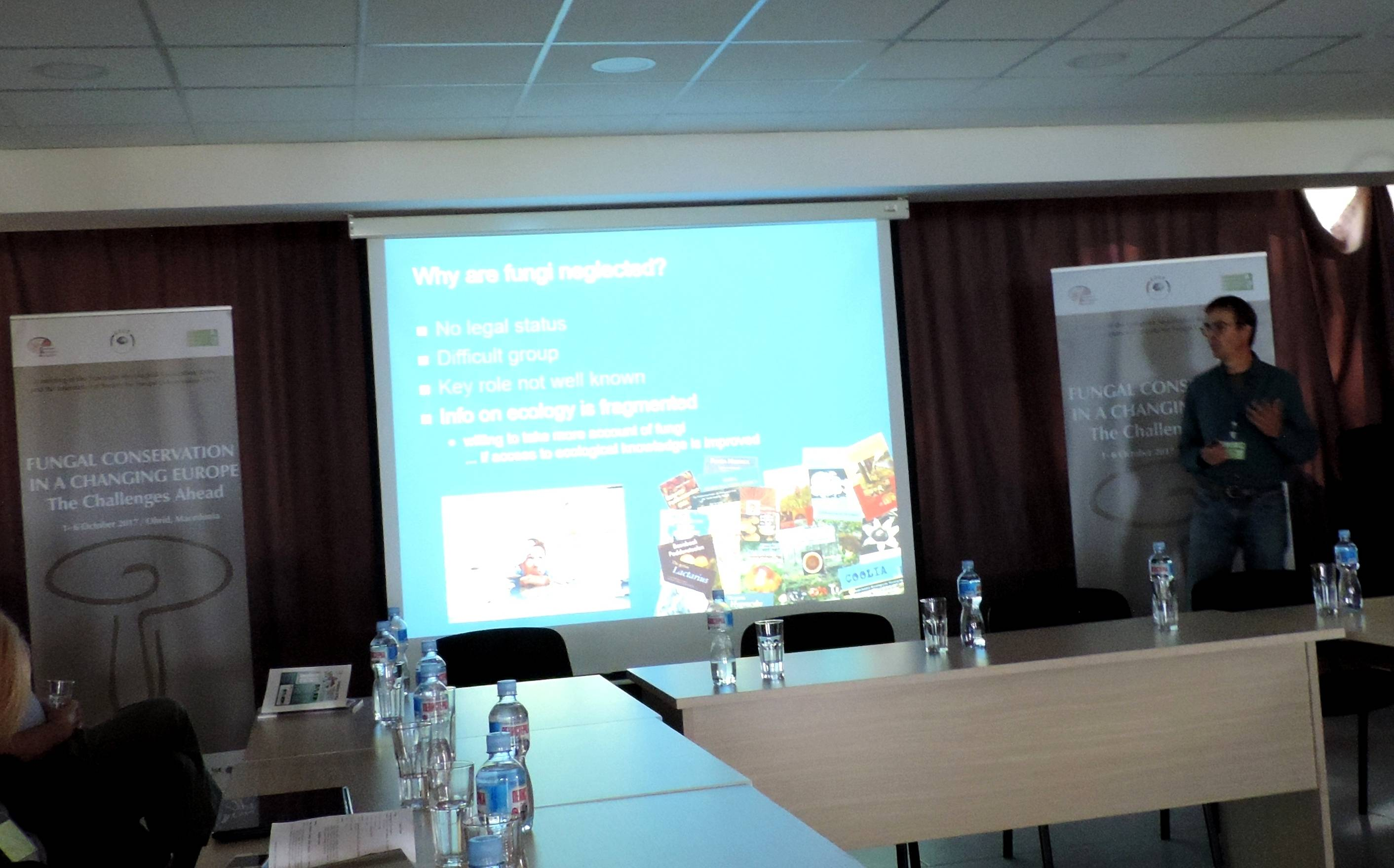 Wim Ozinga on Fungal Conservation Challenges in Netherlands