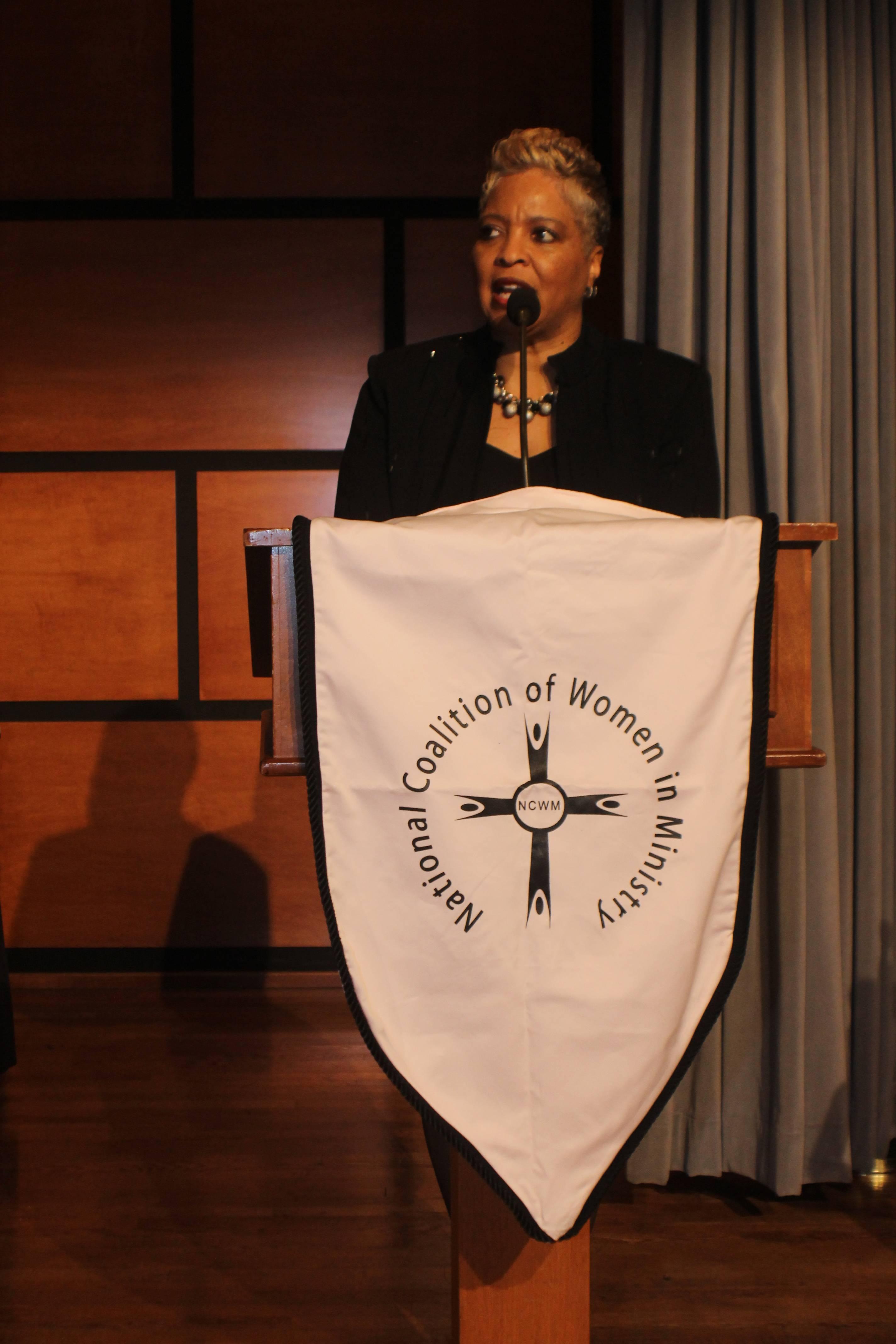 Dr. Gina Stewart, 2005 Honoree