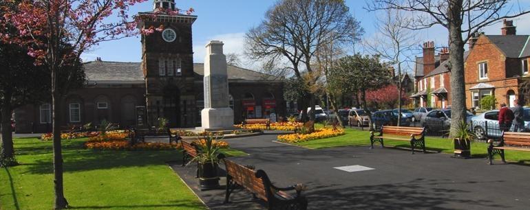 Lytham Market Square