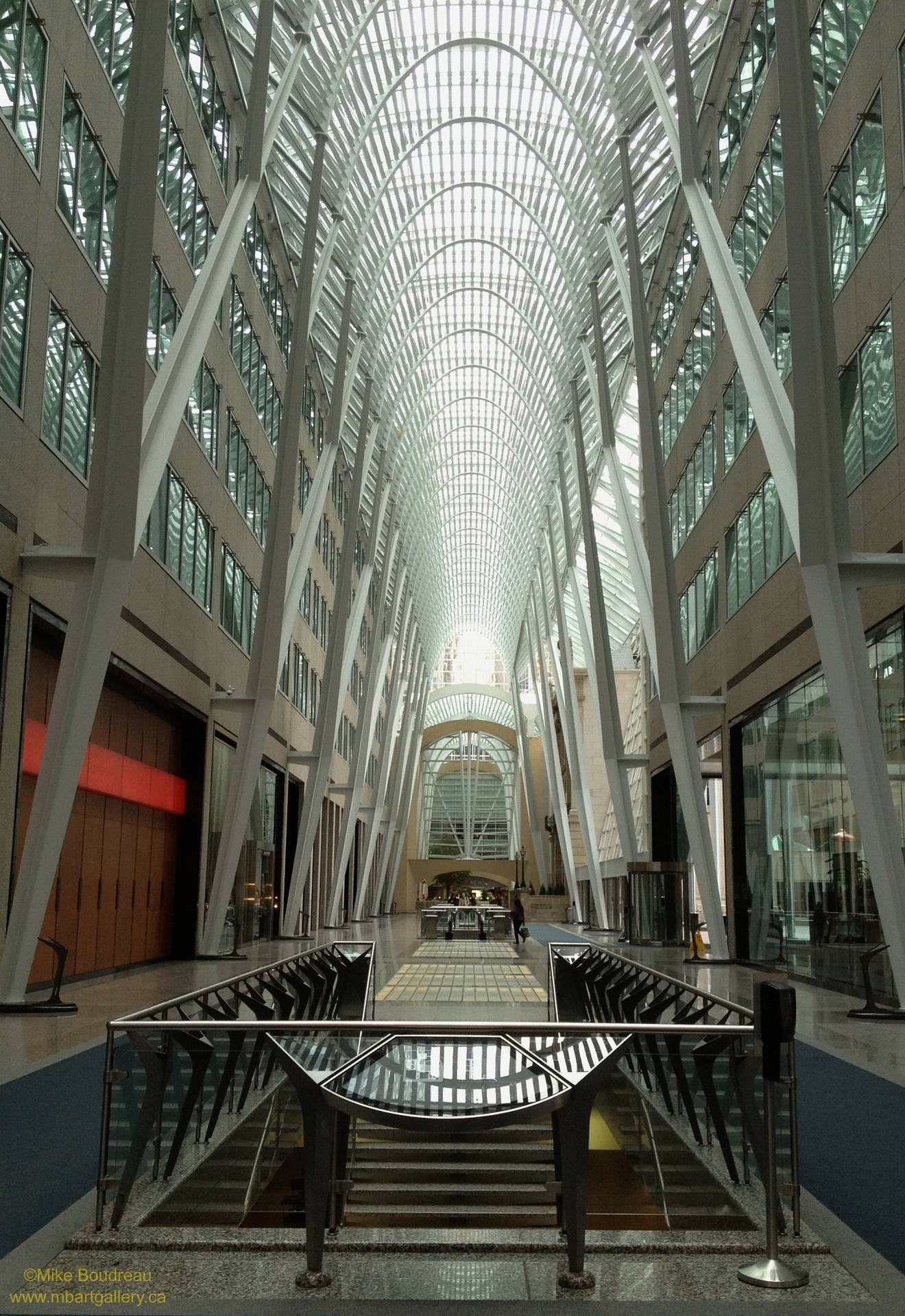 Brookfield Place Grand Hall, Toronto ON