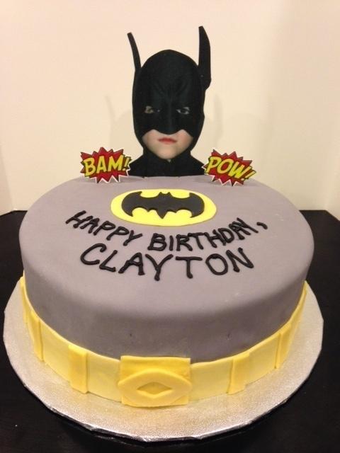 Self potrait Batman!