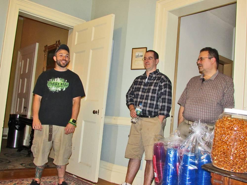 Rick, Tim & Joe