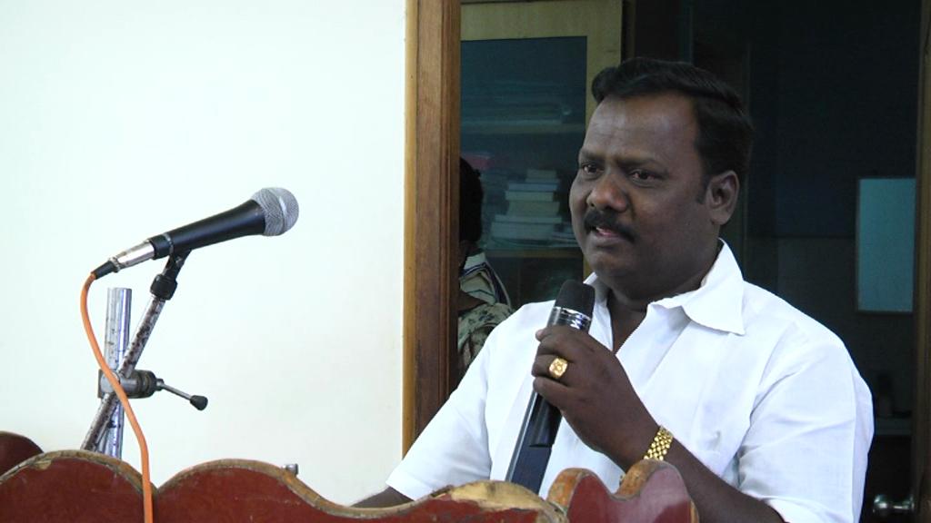 Speech on World Political Arena
