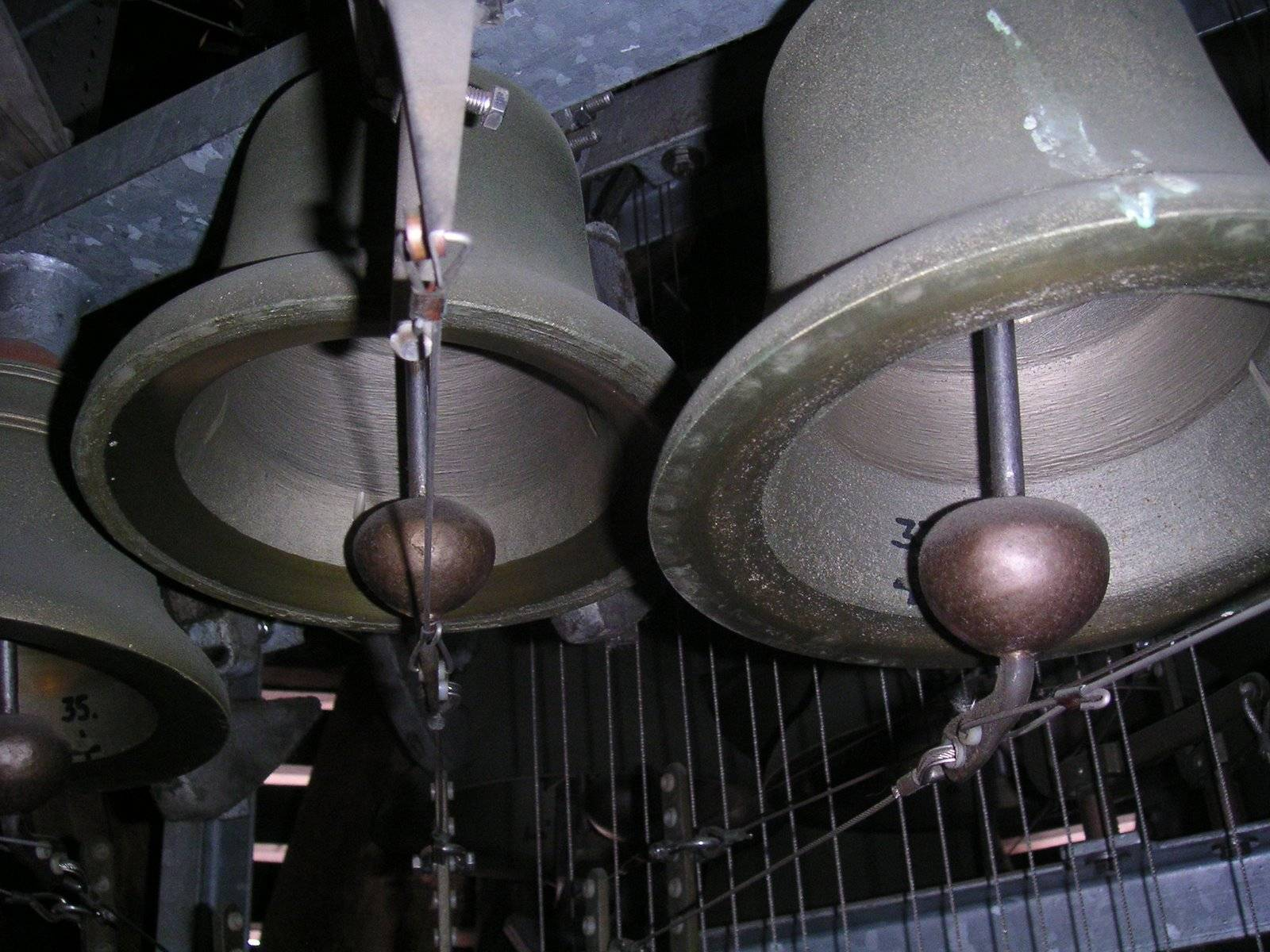 Bells of the Alte Nikolai