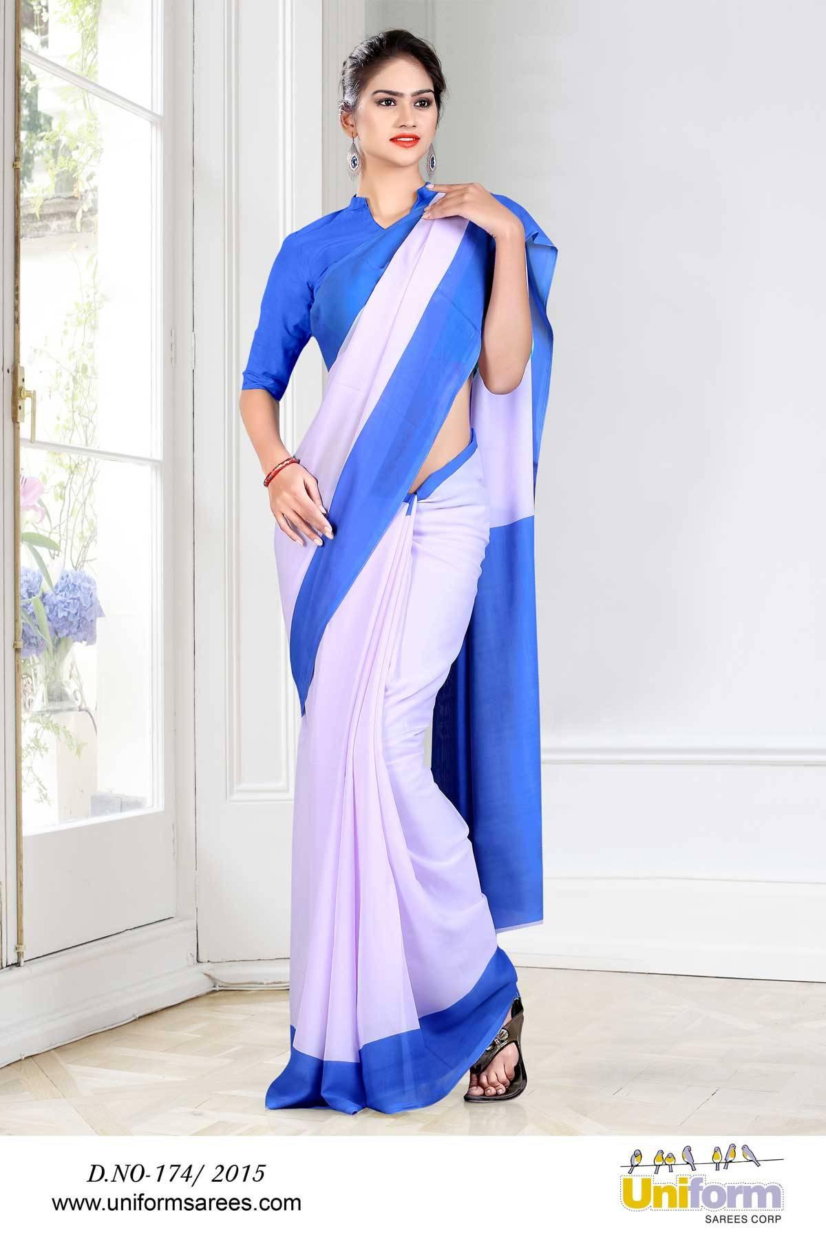 Mother Teresa Sarees | Uniform Design No 174/2015