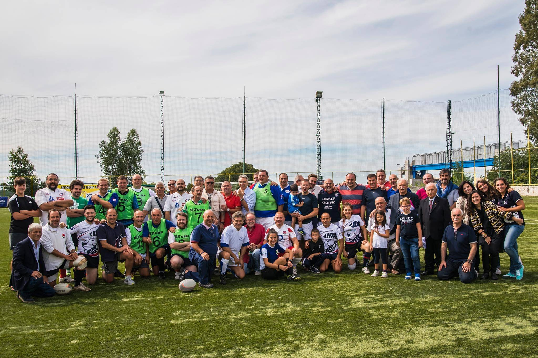 Rugby Lions 50° Anniversario