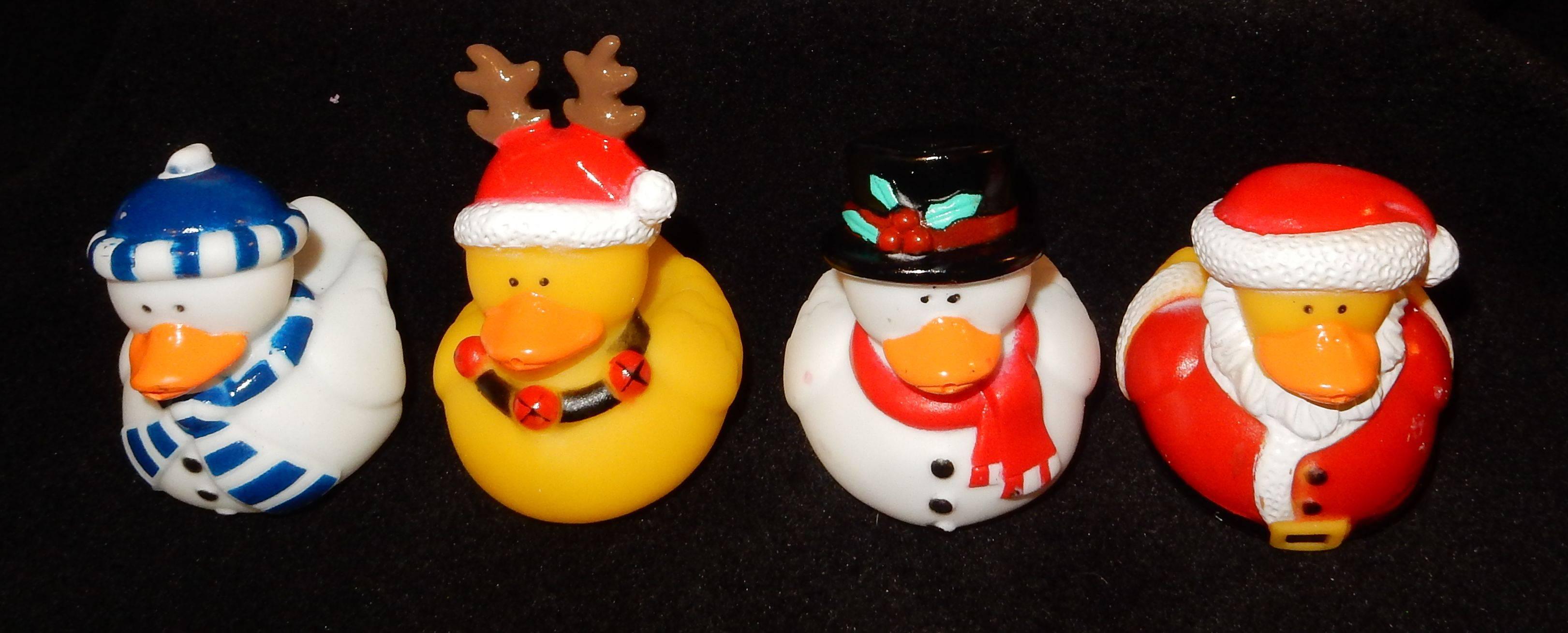 Holiday Ducks