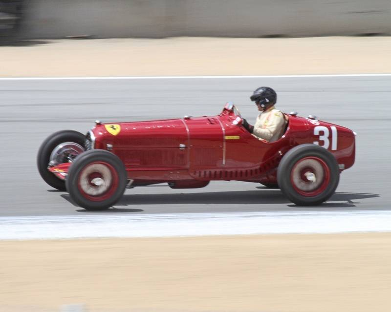 Winner : Pre-1940 Sports Racing and Touring Cars