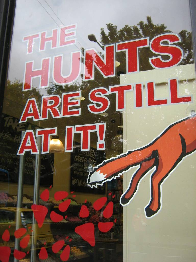lush anti hunt