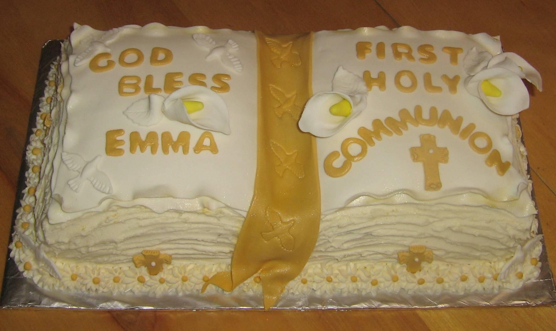 Holy Communion Bible