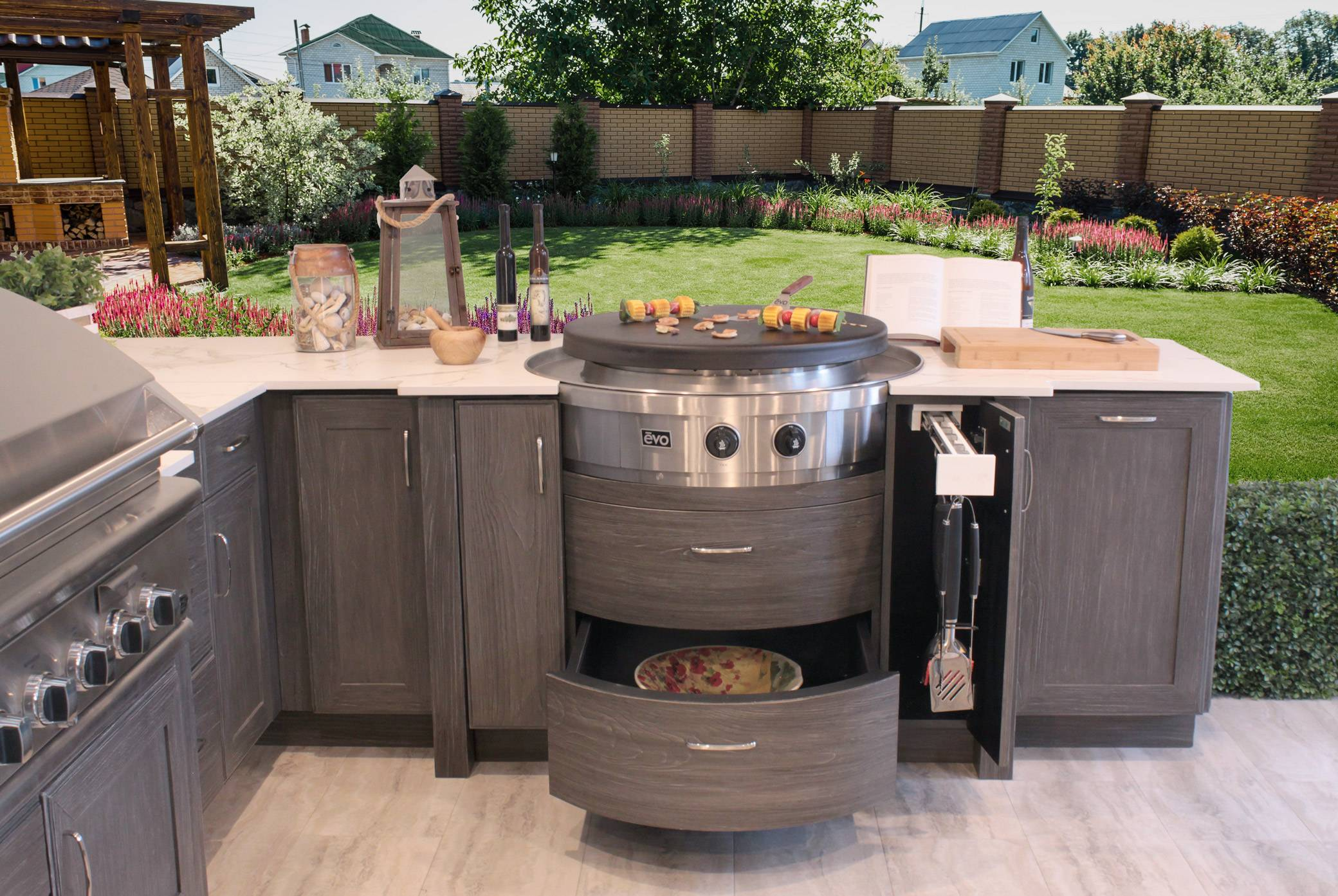 NatureKast Cabinetry