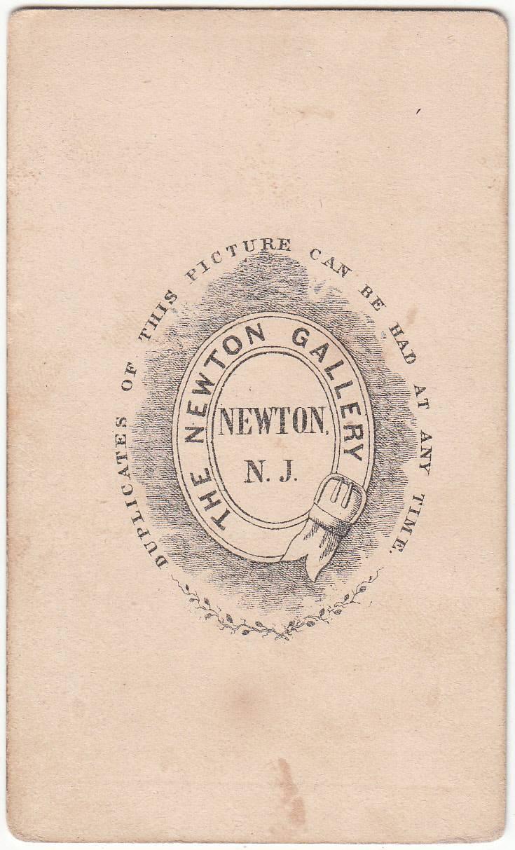 Newton Gallery, Newton, NJ - back