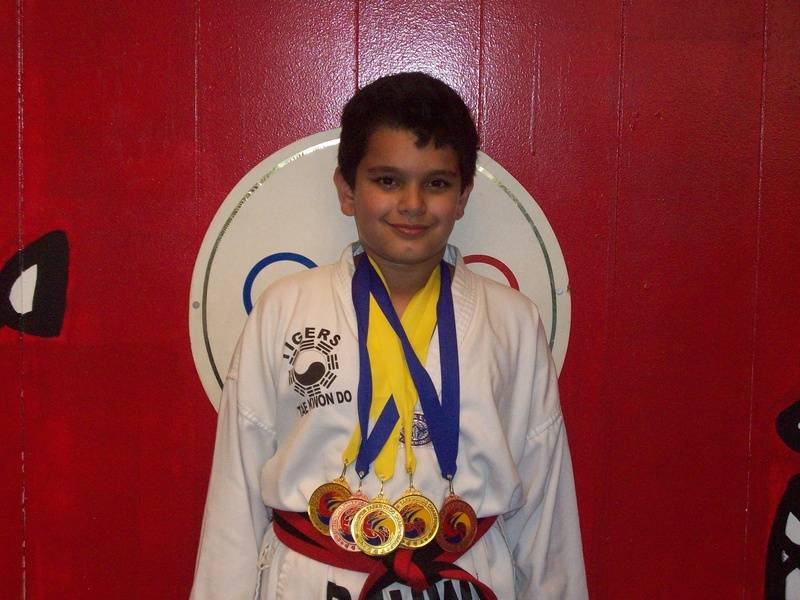 06-05-2011 Championship Saud Shah forms 3 rd pl breaking 1 st pl weapons 1st pl fighting 1st and 3 rd