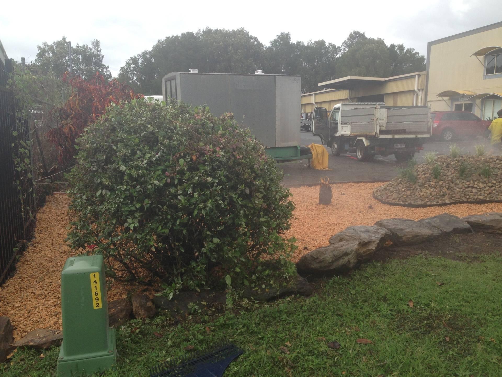 Landscaping / Irigation