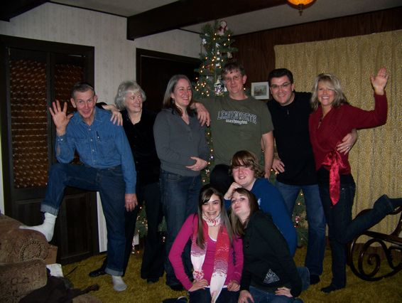 The Wynne's having some pic fun :-)