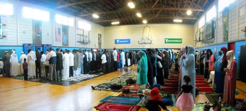 Unity Eid 2010