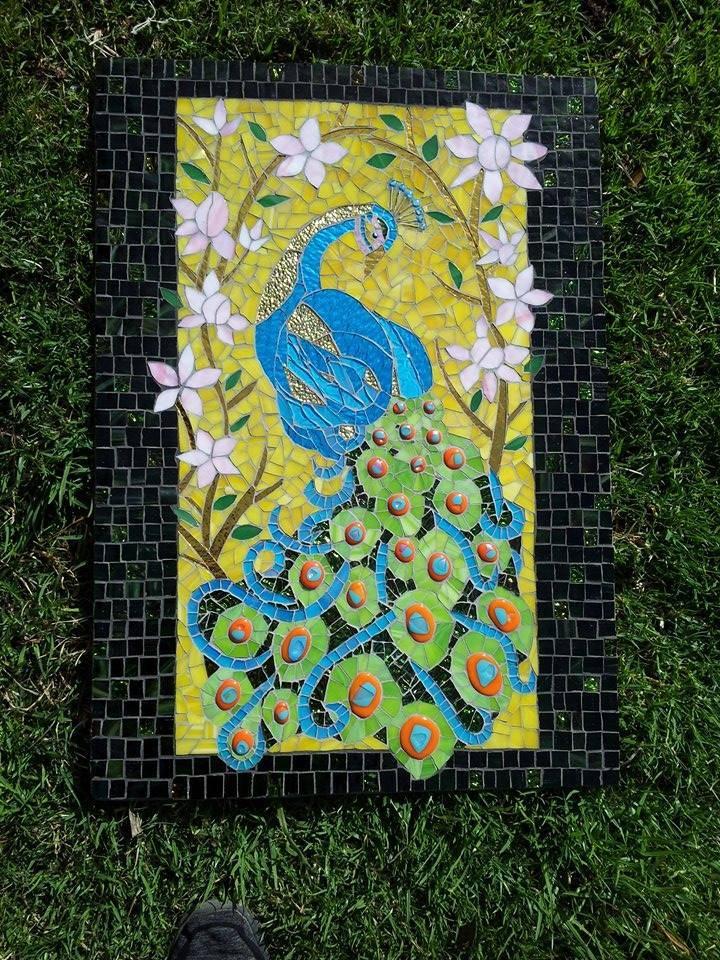 Sue's Peacock