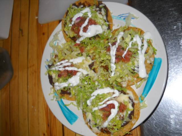 A Party of Tostada's