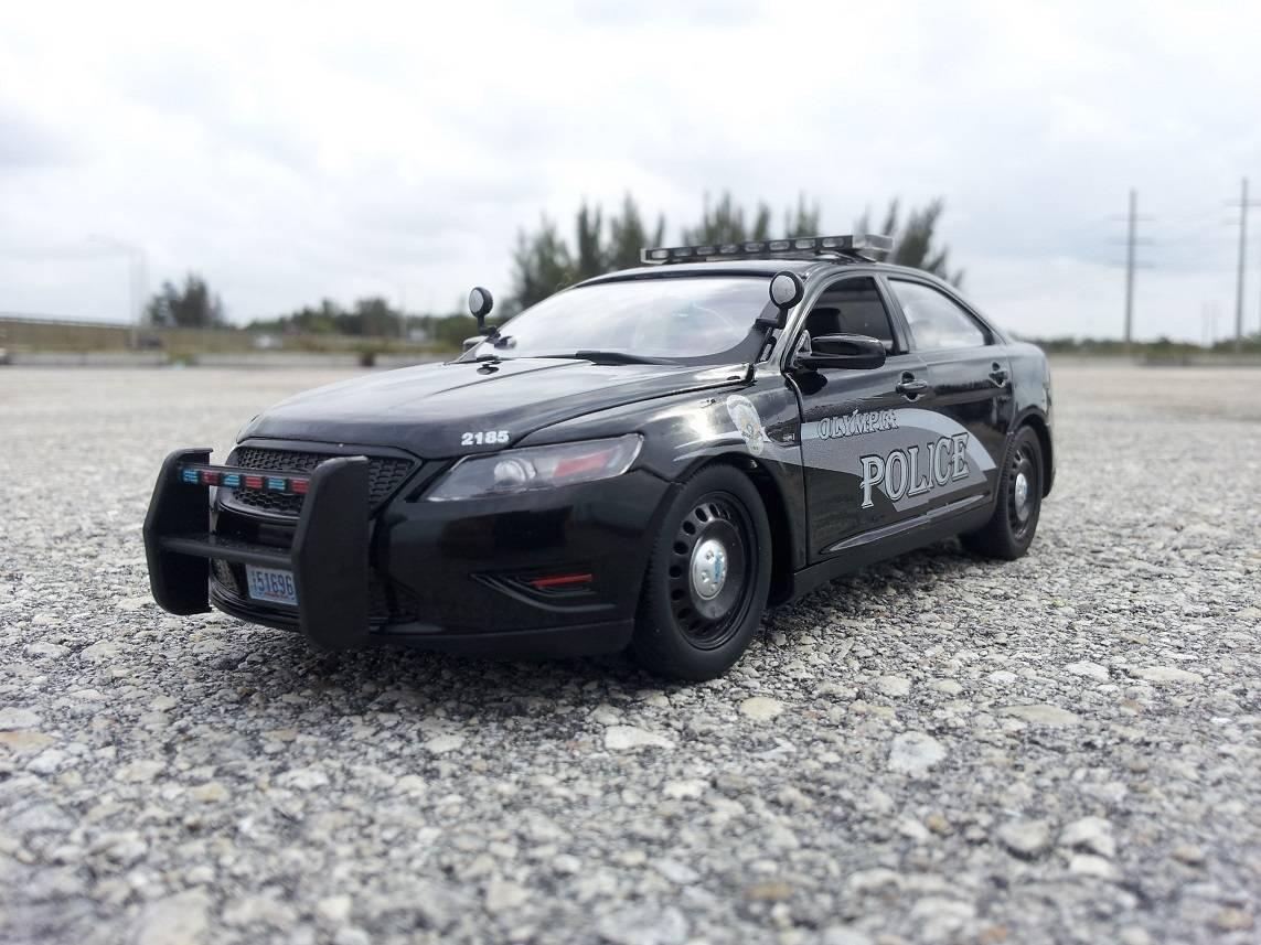 Olympia Police Department, Washington