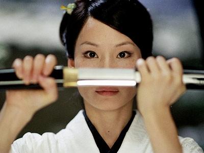 Lucy Liu - Kali / Eskrima