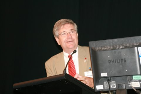 George Brown CEO President FFI