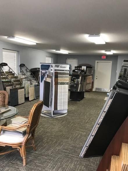 Carpet Showroom