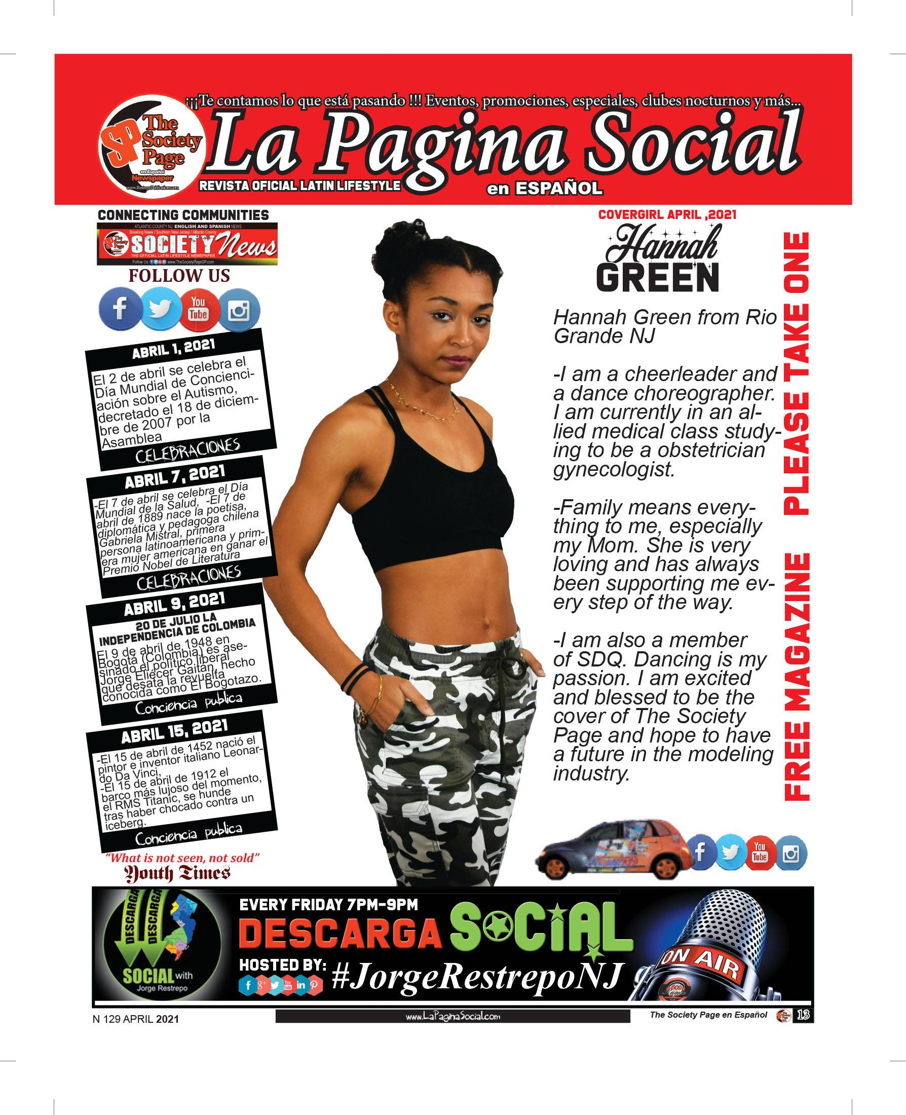 #TheSocietyPageSP # RestrepoPublications