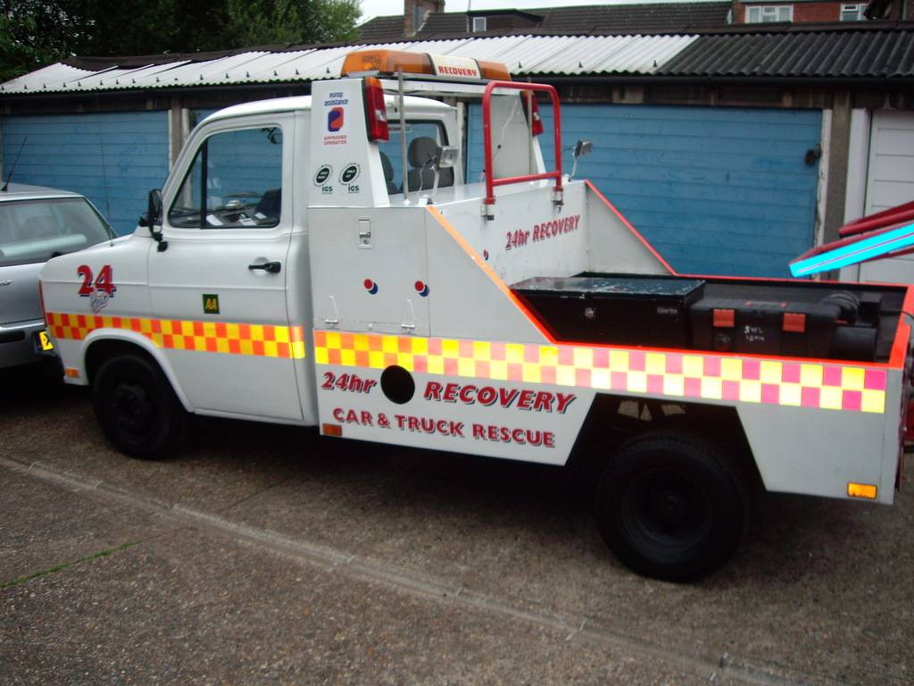 1980s recovery spec lift