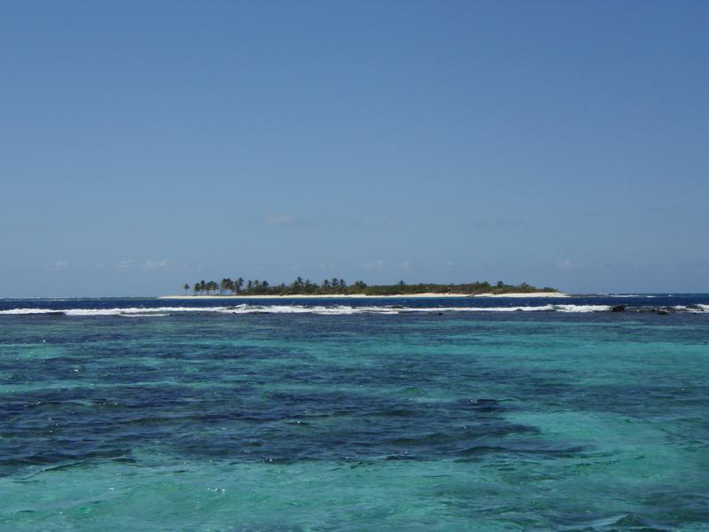 Segeln und Mitsegeln in der Karibik auf der Schoner Horta