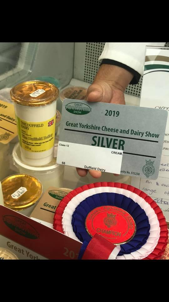 Great Yorkshire Show Entry 2019