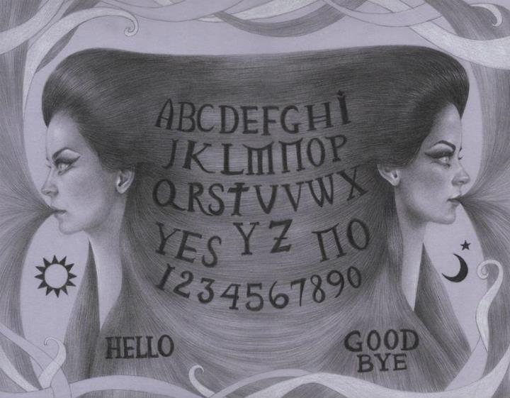 Artemis Spirit Board