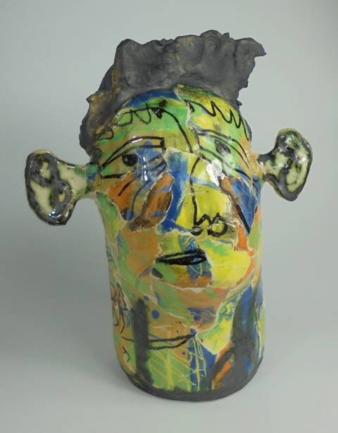 Mary Jones Ceramics.  Perfect you.  SOLD