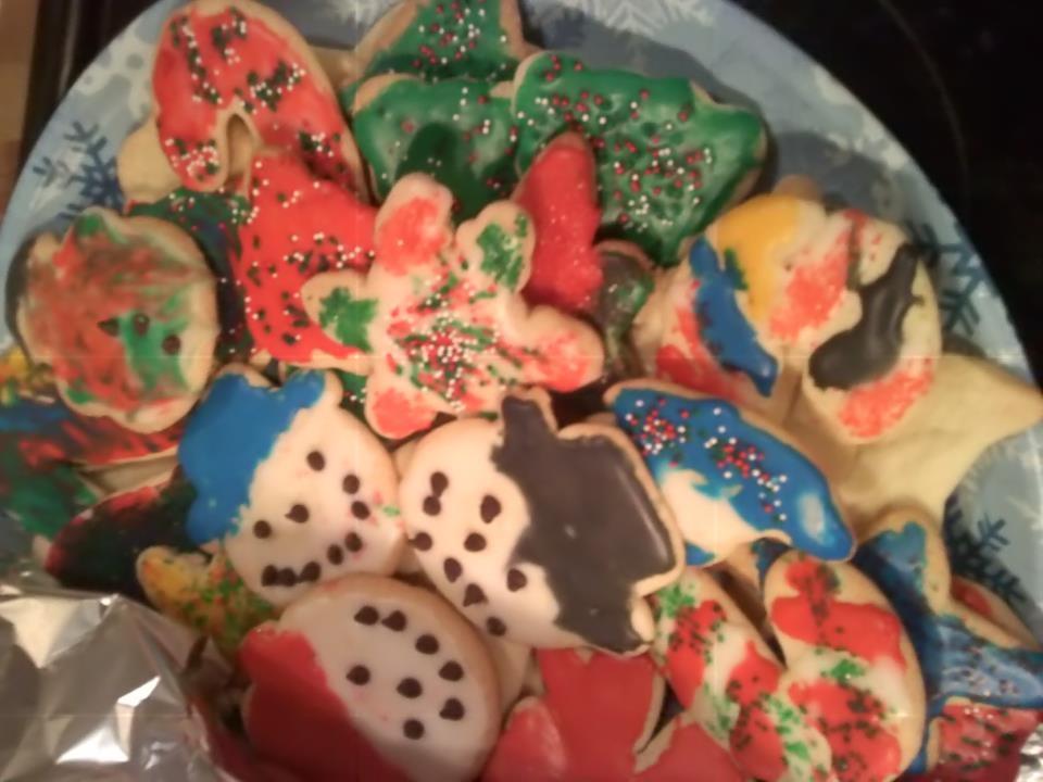 German butter cookies