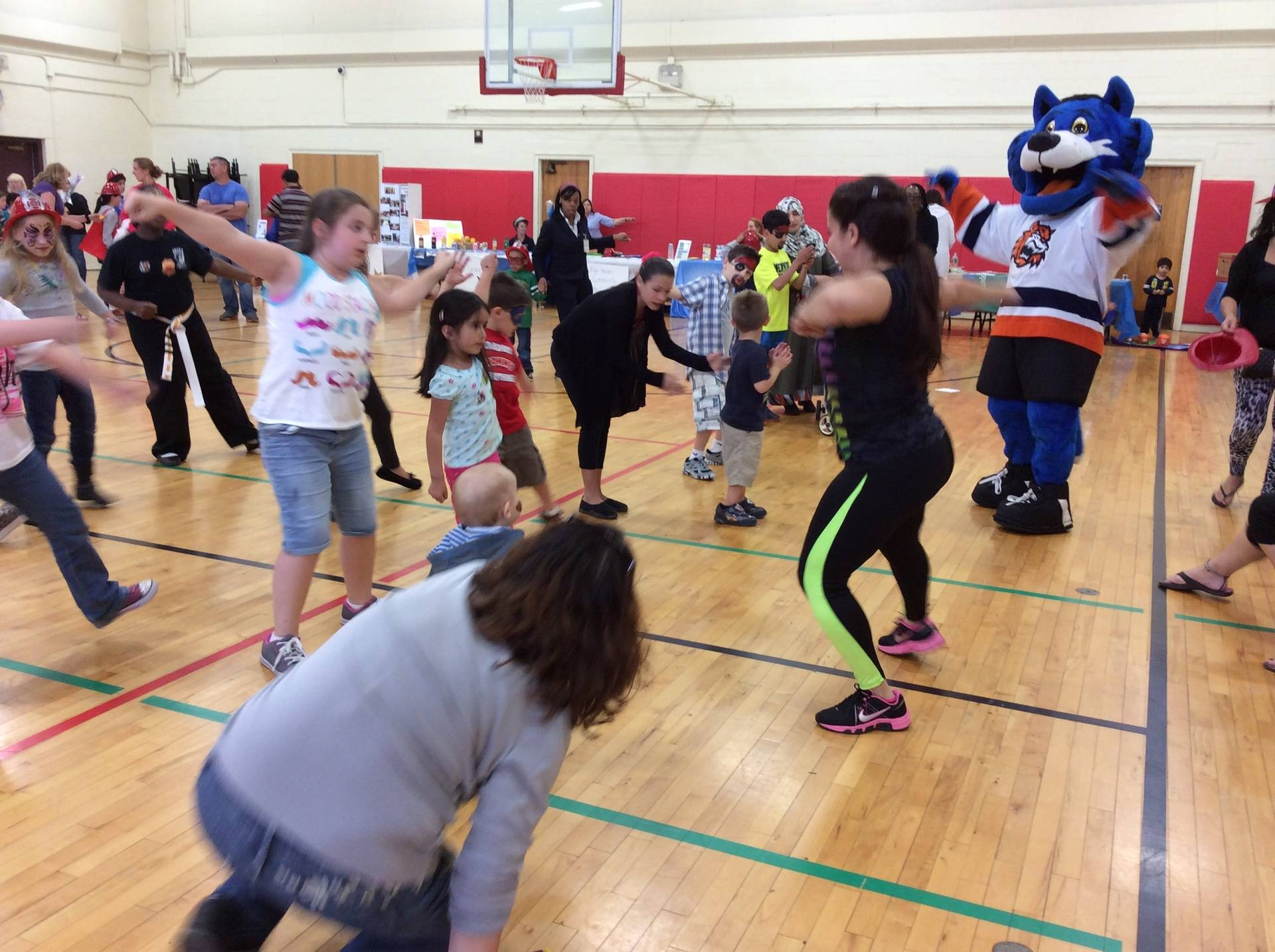 West Haven Fitness Day