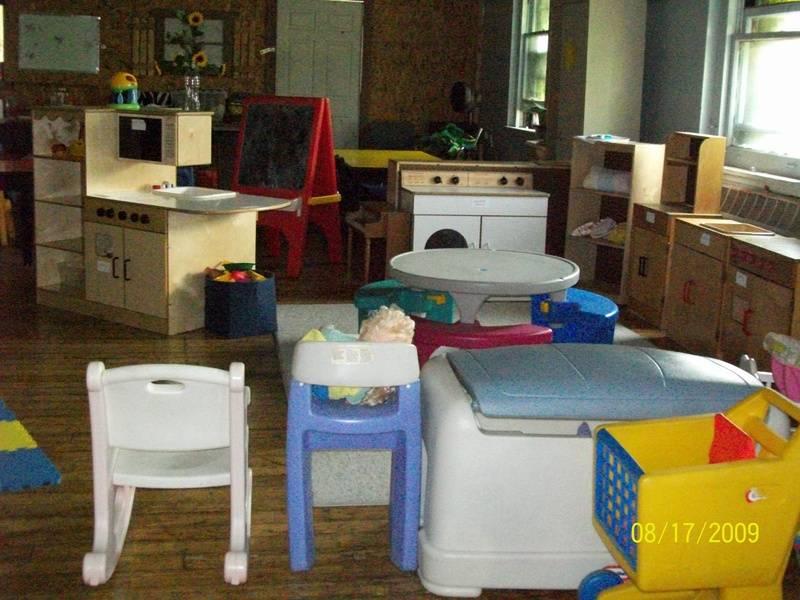 Kitchen/House area