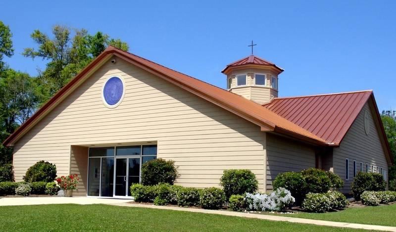 Holy Spirit Church, 6705 Jim Ramsay Road, Vancleave, MS, 39565, USA