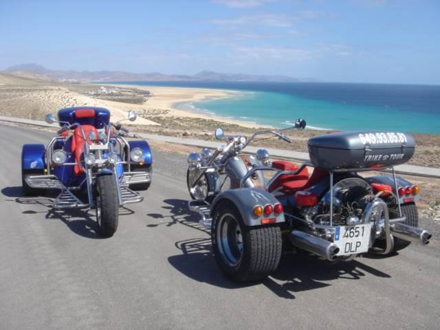 Two  Macho Trikes