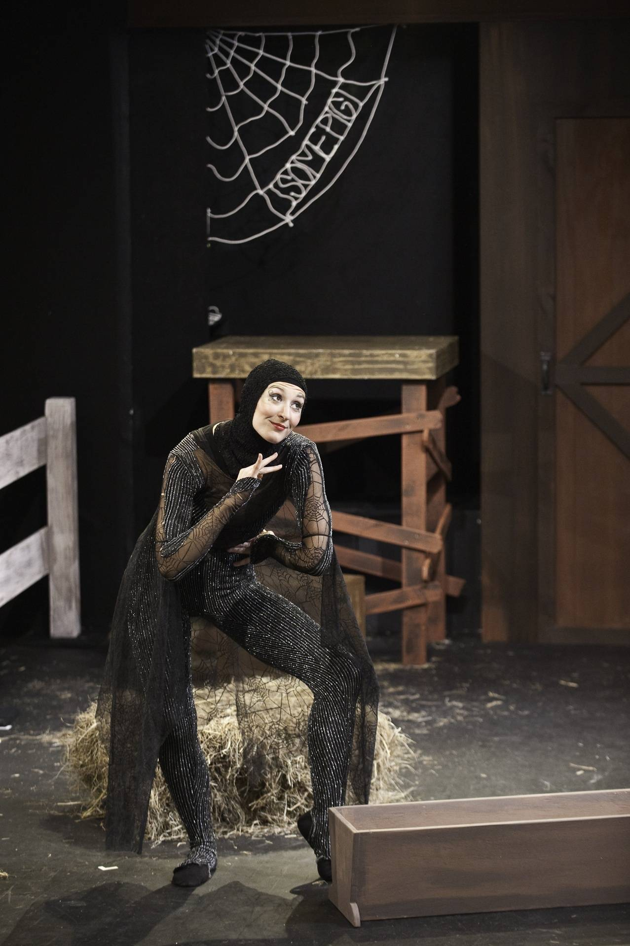 Charlotte's Web adapted by Joseph Robinette