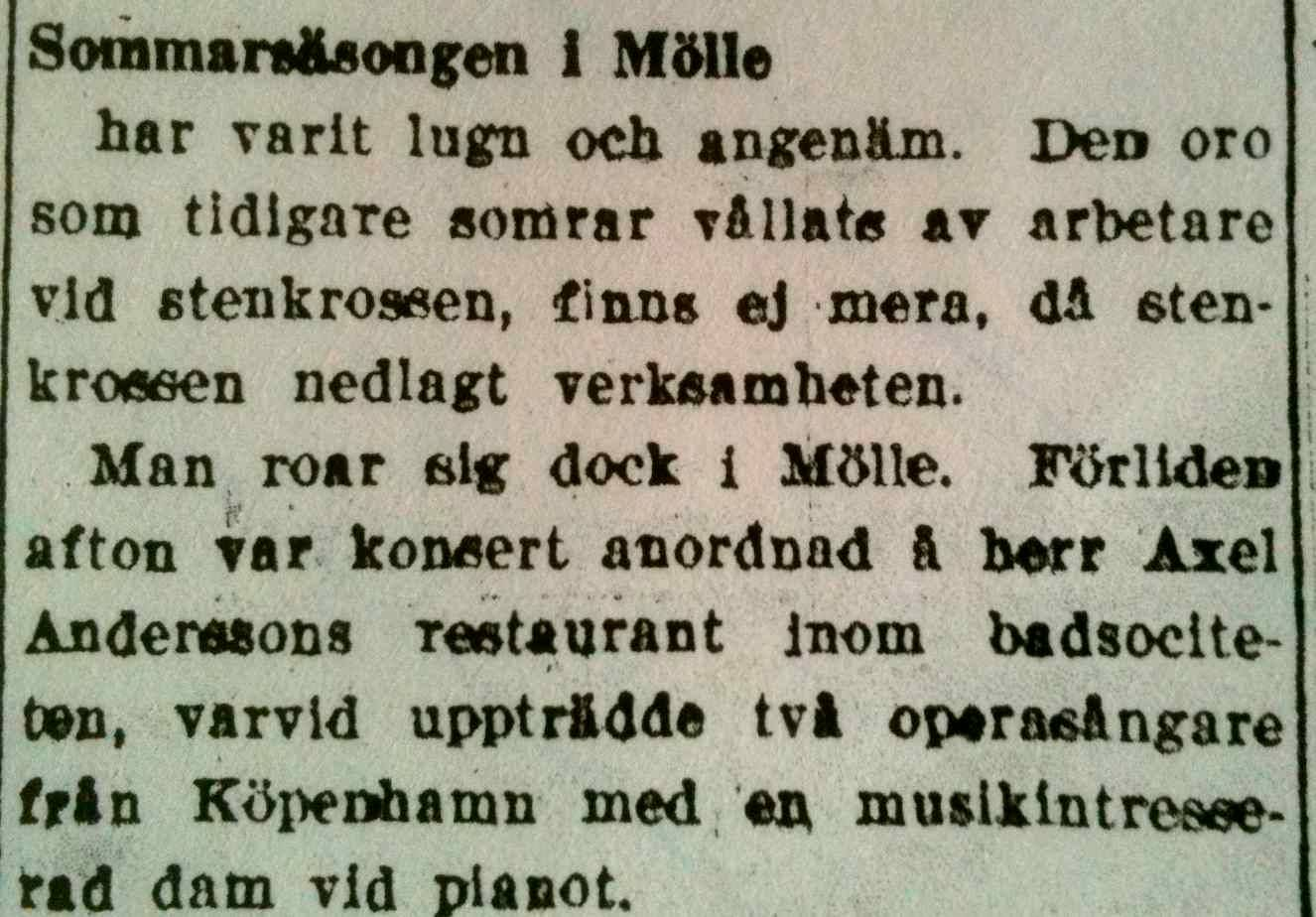 Hotell Kullaberg 1894