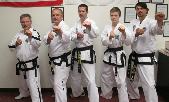 Black Belt Instructor's